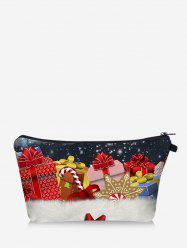 Christmas Gifts Digital Print Storage Makeup Bag -