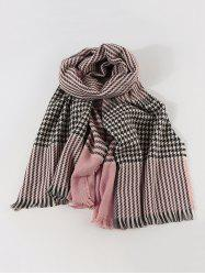 Houndstooth Scarf -