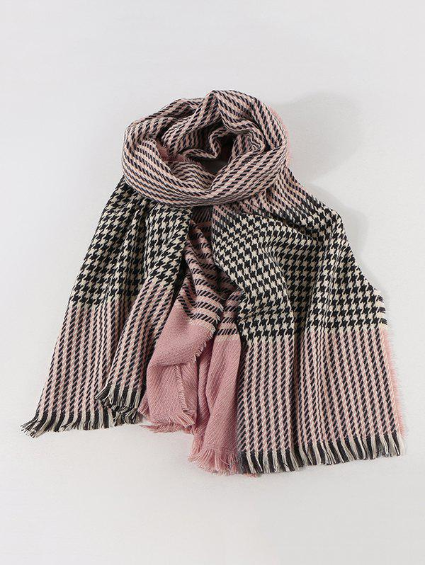 Discount Houndstooth Scarf