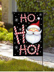 Christmas Patterned Garden Flag -