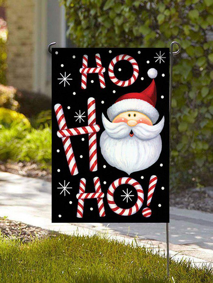 New Christmas Patterned Garden Flag