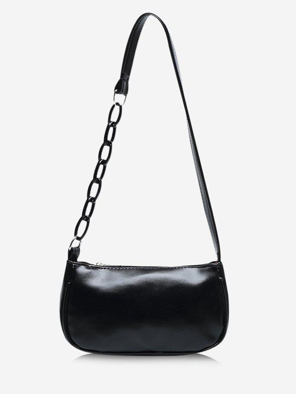 Outfits Solid Chain Brief Shoulder Bag