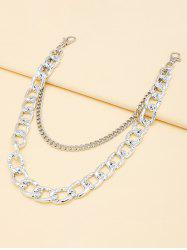 Double-deck Simple Trousers Chain -