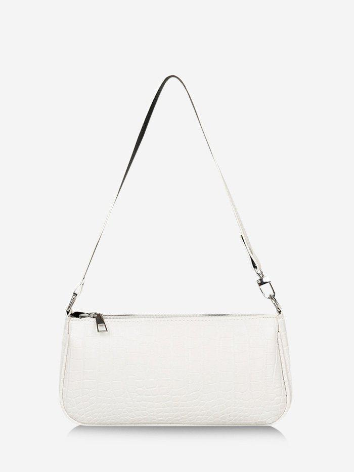 Buy French Style Textured Shoulder Bag