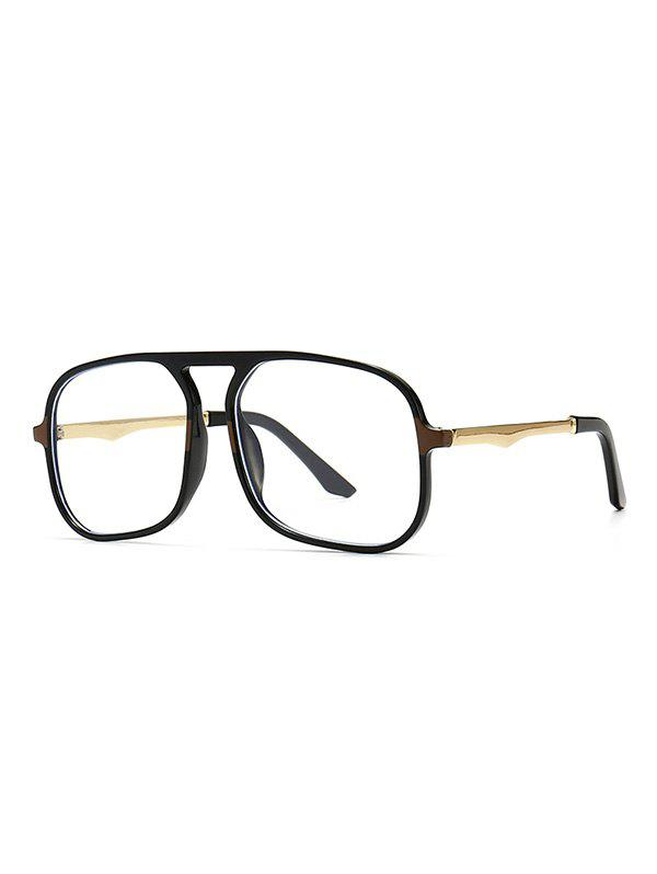 Chic Square Oversized Anti Blue Light Glasses