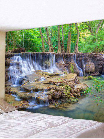 Landscape | Tapestry | Forest | Print | Wall | 3D