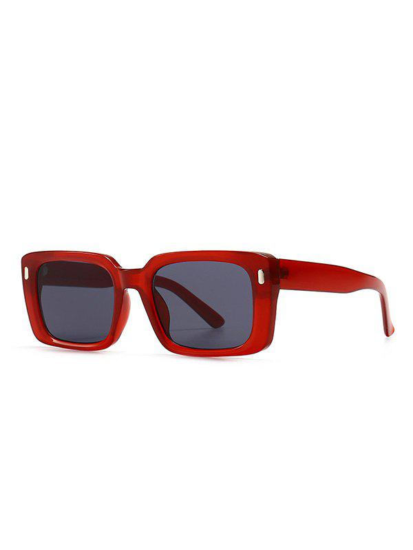 Shops Retro Outdoor Square Sunglasses