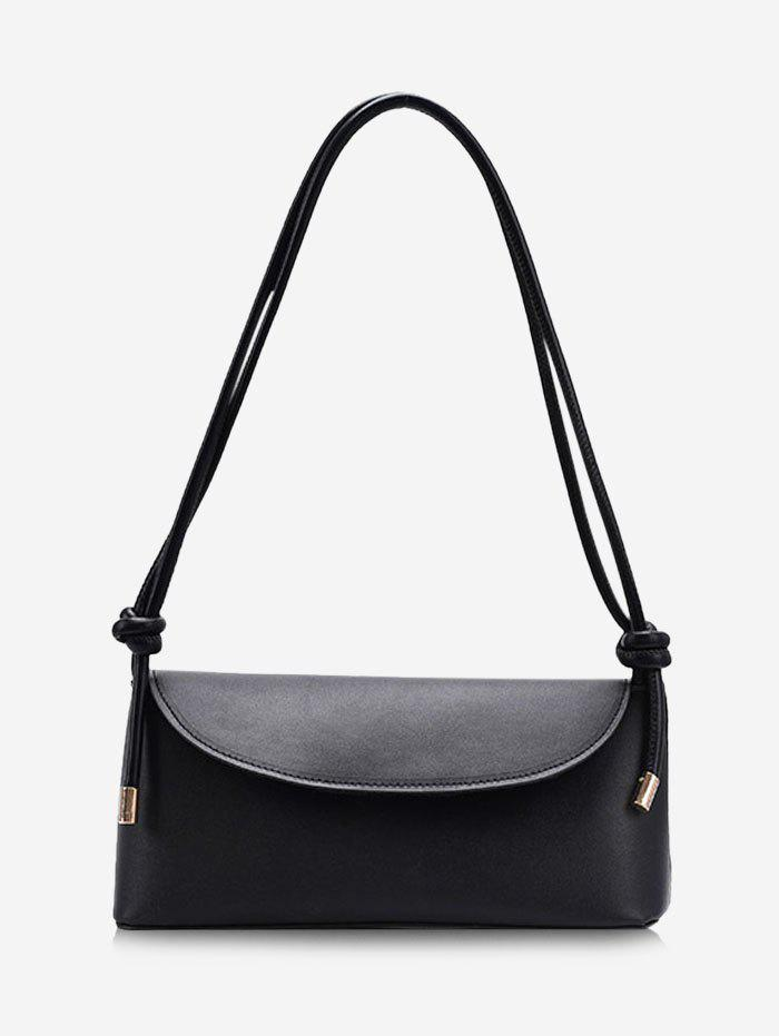 Discount Brief Cover Knotted Strap Shoulder Bag