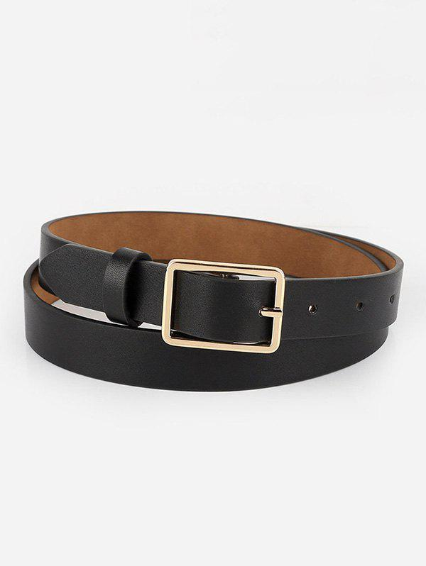 Buy Hollow Square Pin Buckle Belt