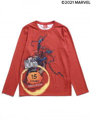 Marvel Spider-Man Unlimited Graphic Tee
