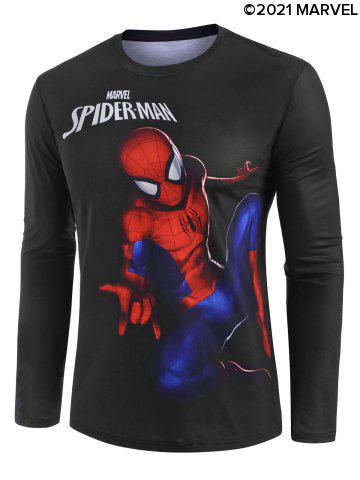 Marvel Spider-Man Graphic Long Sleeve T-shirt