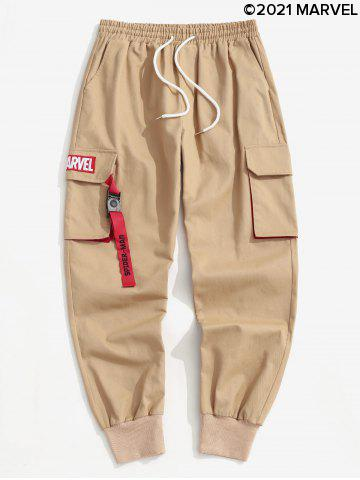 Marvel Spider-Man Badge Cargo Pants