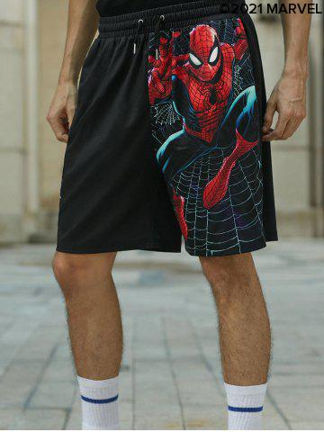 Marvel Spider-Man Graphic Shorts