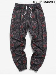 Marvel Spider-Man Waterdrop Pattern Jogger Pants -