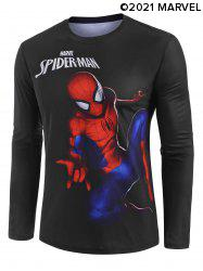 Marvel Spider-Man Graphic Long Sleeve T-shirt -
