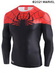 Marvel Spider-Man Color Blocking Tee -