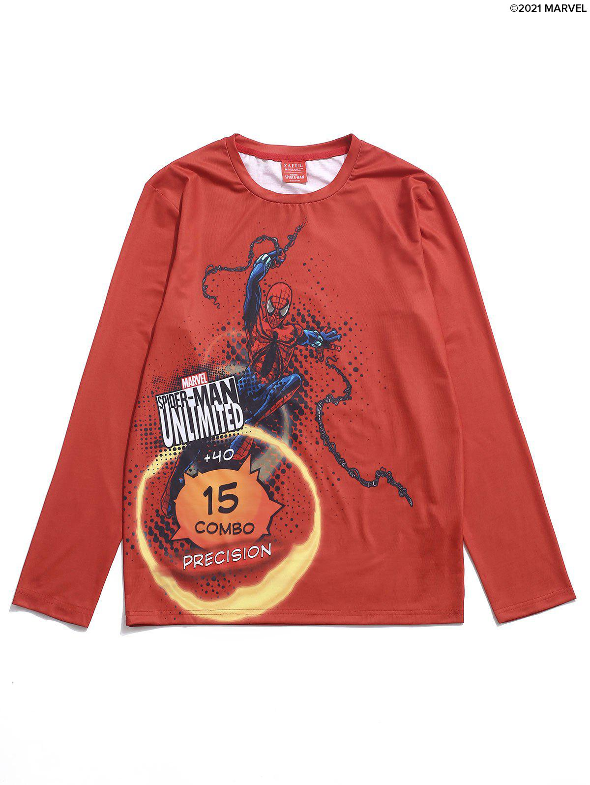 Cheap Marvel Spider-Man Unlimited Graphic Tee