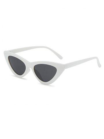 Retro Triangular Frame Sunglasses