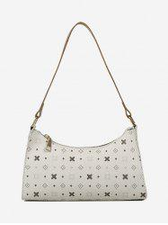 All-Over Printed Shoulder Bag -