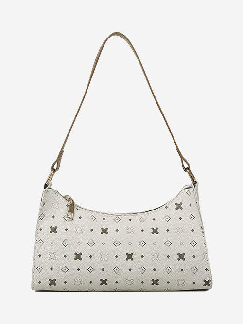 Online All-Over Printed Shoulder Bag
