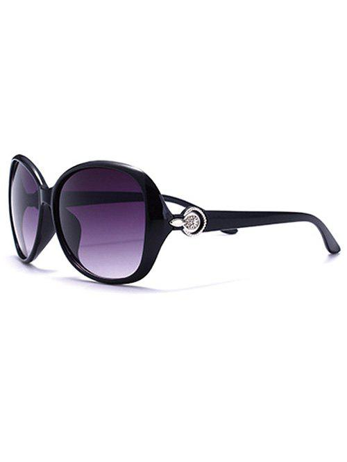 Sale Travel Embellished Temple Ombre Sunglasses