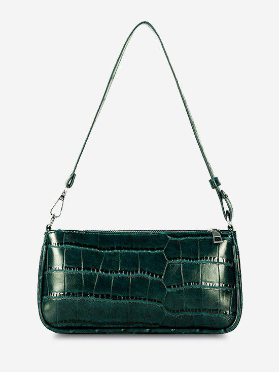 Buy Classic Embossed Rectangle Shoulder Bag