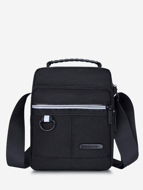 Outfit Casual Business Multi-function Zippers Shoulder Bag