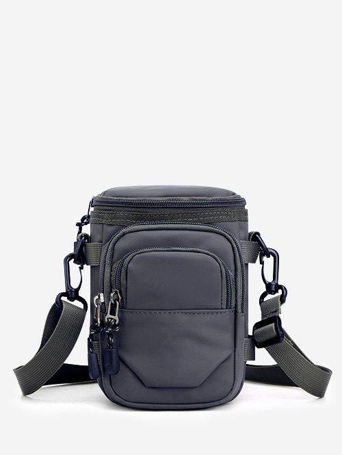 Trendy Multi Compartment Outdoor Sling Bag