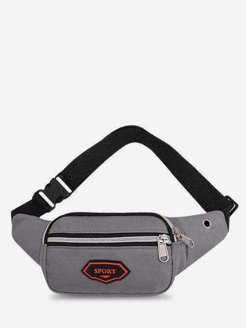 Outfit Outdoor Casual Mini Bum Bag