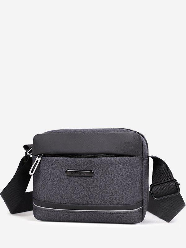 Fashion Casual Business Waterproof Small Shoulder Bag