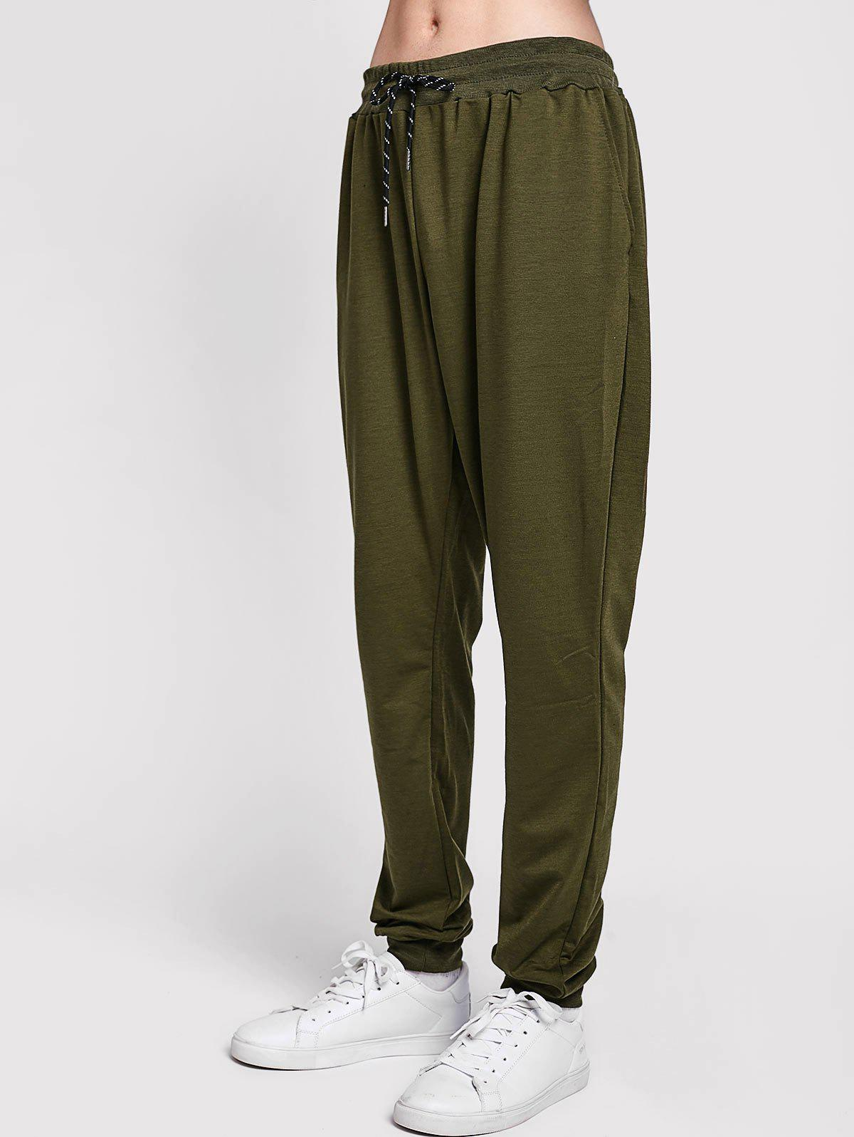 Best Solid Lateral Pockets Sports Jogger Pants