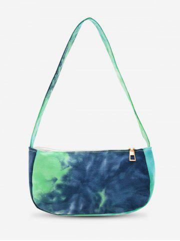 Cloud Print Mini Shoulder Bag