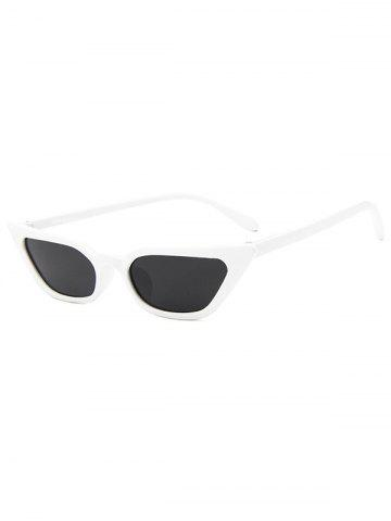 Eye Frame Slim Anti UV Sunglasses