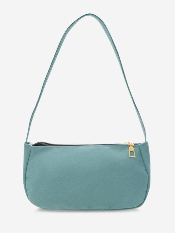 Outfit Solid Rectangle Casual Shoulder Bag