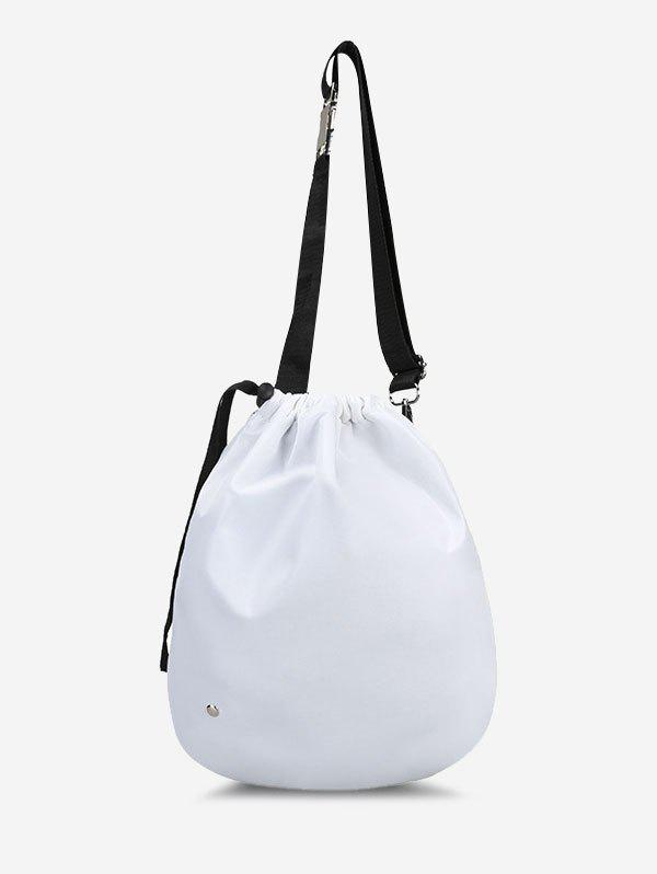 Outfit Side Release Buckle Drawstring Cinch Bag