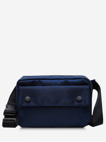 Minimalistic Waterproof Side-Release Buckle Bum Bag
