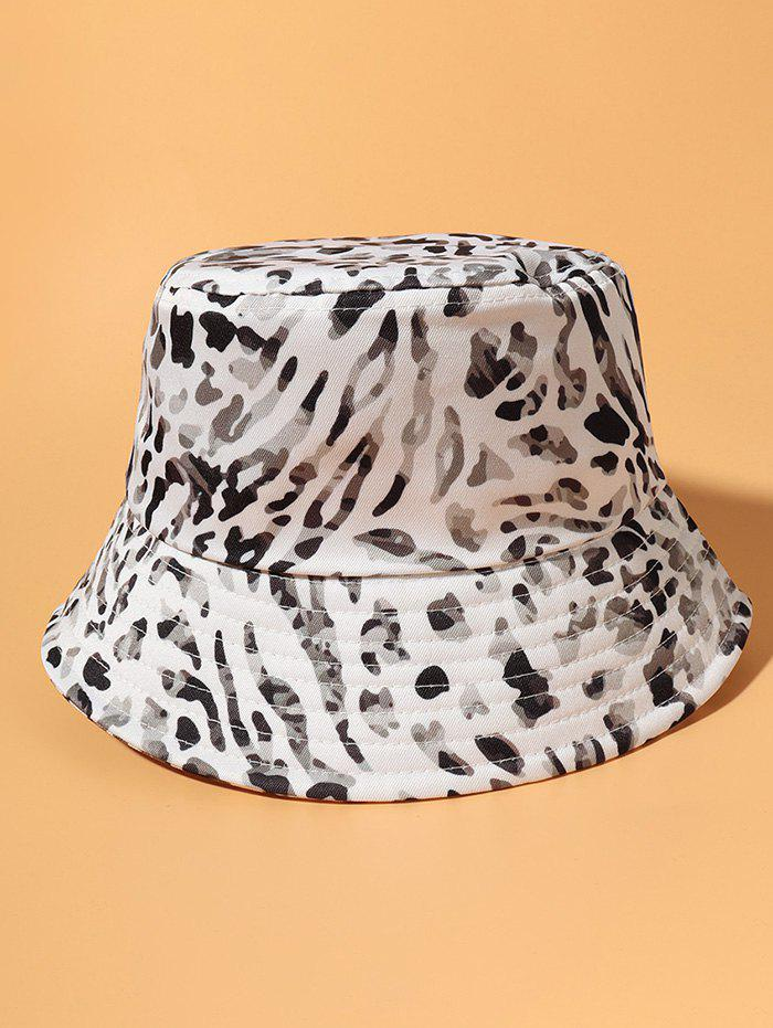 Buy Allover Camouflage Print Bucket Hat