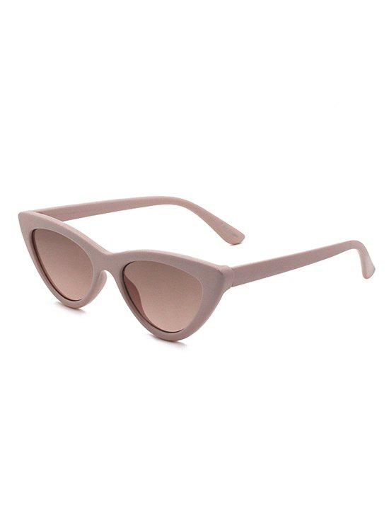 Outfits Brief Small Catty Eye Sunglasses
