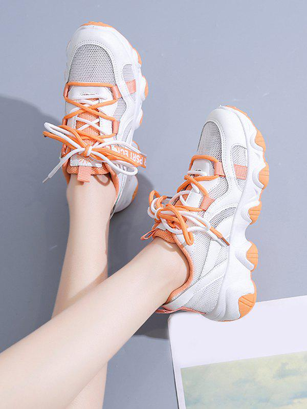 Hot Mesh Dad Sports Shoes