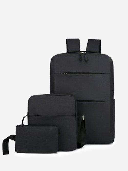 Shops Multi Compartment Backpack With Two Small Bag