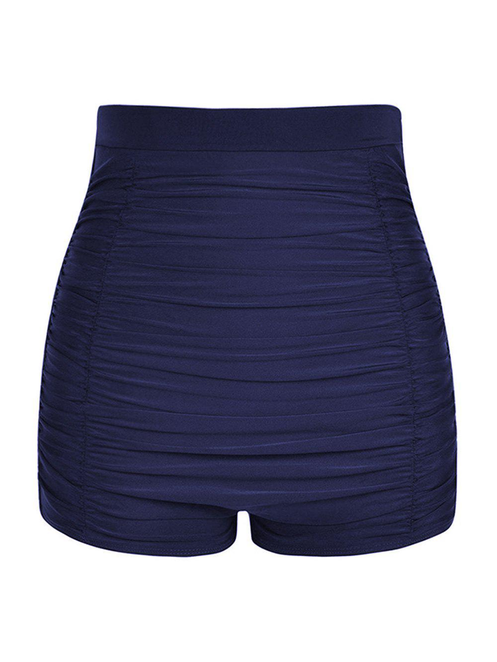 Store Plus Size Ruched Board Shorts