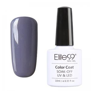 Elite99 10ml 12 Color Nail Art Polish Nail UV Lamp Necessary Gelpolish