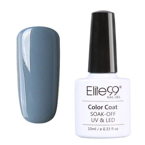Latest Elite99 10ml 12 Color Nail Art Polish Nail UV Lamp Necessary Gelpolish