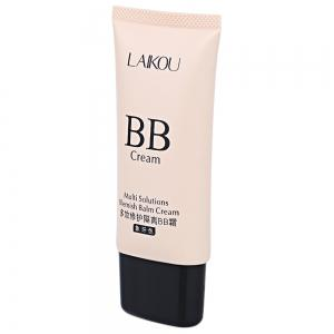 Beauty BB Cream Foundation Concealer Isolation Sunscreen Whitening Makeup - IVORY COLOR