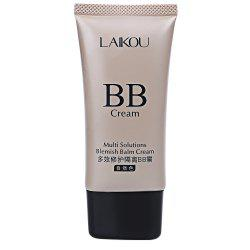 Beauty BB Cream Foundation Concealer Isolation Sunscreen Whitening Makeup - NATURALLY WHITE
