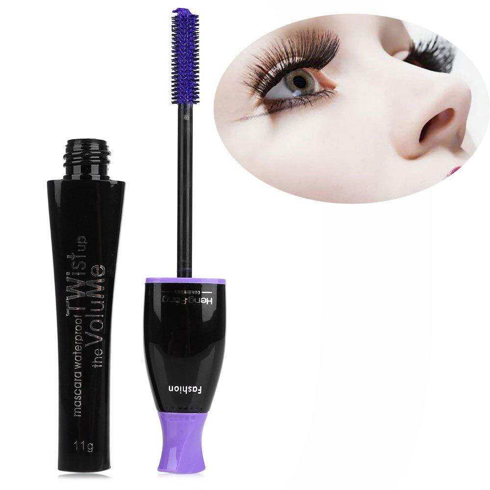 Magic Eyelash Extension Volume Curling MascaraBEAUTY<br><br>Color: PURPLE; Waterproof / Water-Resistant: Yes; Feature: Curling,Fast/Quick Dry,Lengthening,Moisturizer,Natural,Thick; Size: Full Size; Product weight: 0.023 kg; Package weight: 0.040 kg; Product size (L x W x H): 13.80 x 2.30 x 1.50 cm / 5.43 x 0.91 x 0.59 inches; Package size (L x W x H): 14.50 x 3.00 x 2.00 cm / 5.71 x 1.18 x 0.79 inches; Package Content: 1 x Eyelash Mascara;
