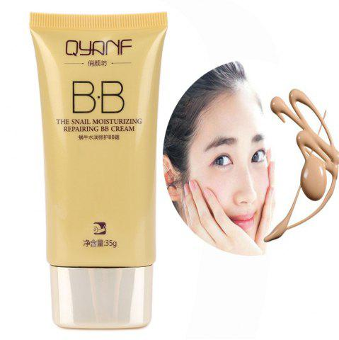 Discount Nude Makeup Moisturizing Liquid Foundation Concealer Isolation Whitening Repair BB Cream GOLDEN