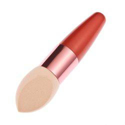 Makeup Cosmetic Liquid Cream Foundation Sponge Lollipop Brush