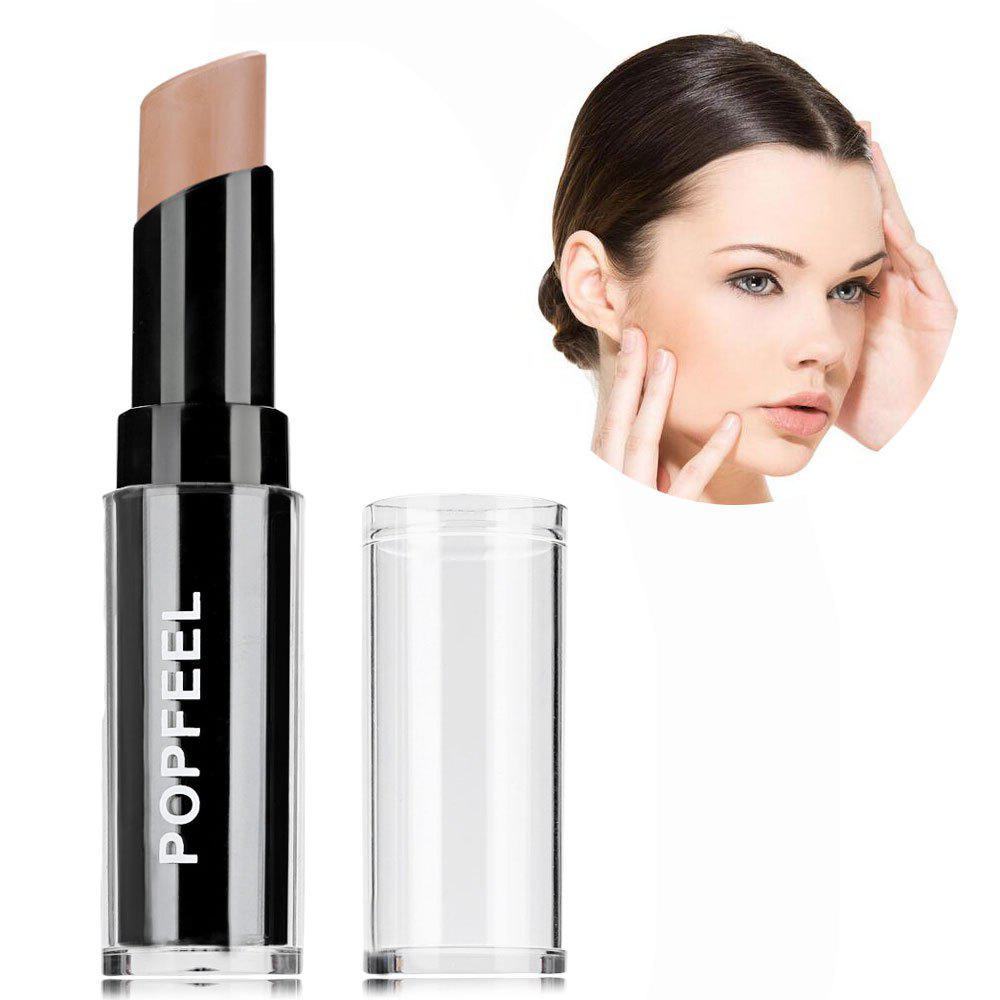 Singel Head Natural Full Cover Long Lasting Smooth ConcealerBEAUTY<br><br>Color: LIGHT COFFEE; Item Type: Concealer; Net Weight: 3g; Formulation: Pencil; Feature: Natural; Skin type: All Skin Types; Size: Full Size; Sunblock: Yes; Product weight: 0.019 kg; Package weight: 0.040 kg; Product size (L x W x H): 8.50 x 1.80 x 1.80 cm / 3.35 x 0.71 x 0.71 inches; Package size (L x W x H): 9.00 x 2.50 x 2.50 cm / 3.54 x 0.98 x 0.98 inches; Package Content: 1 x Concealer;