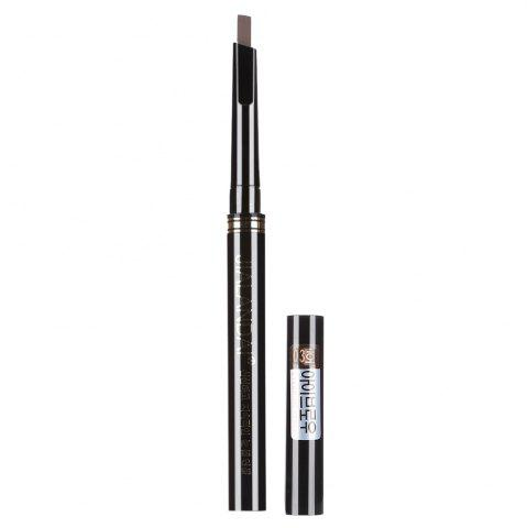 Chic Single Headed Rotary Automatic Pencil Waterproof Long Lasting Makeup Eyebrow Pen